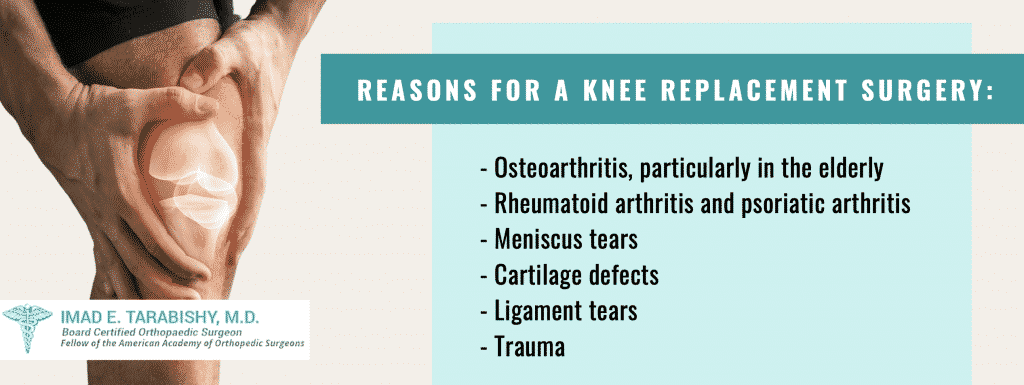 knee replacement brooksville fl